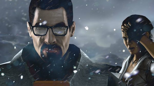 Half-Life 3 Gordon Freeman