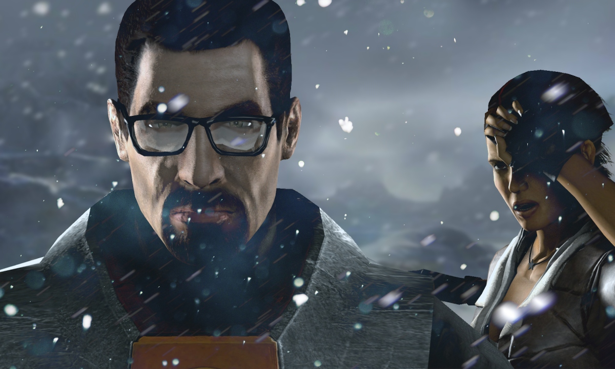 Half-Life 3 Gordon Freeman