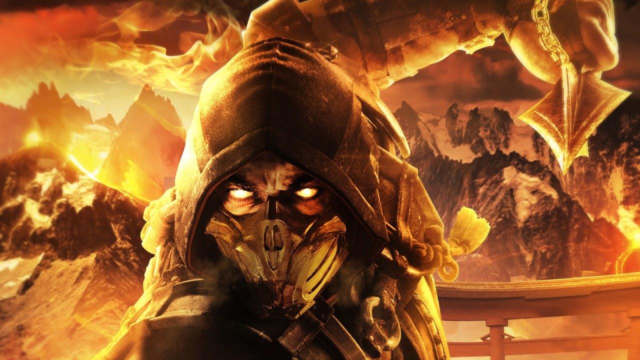 Mortal-Kombat 11 Scorpion