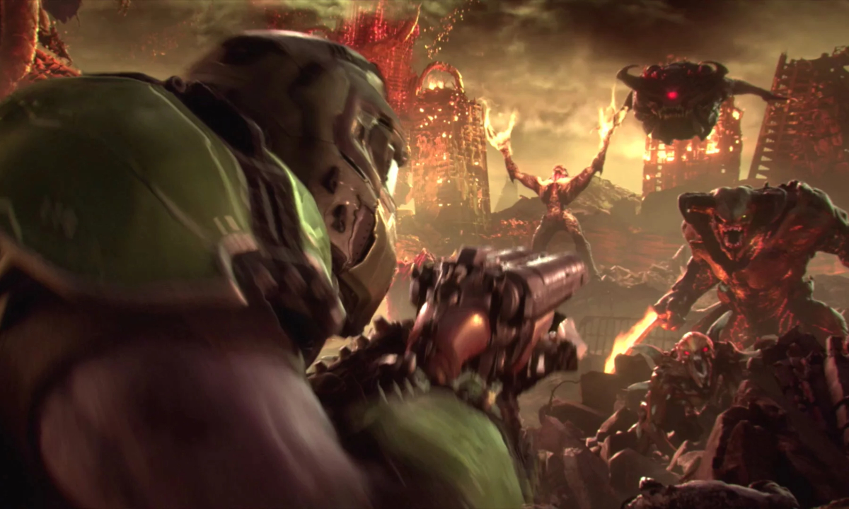Eternal Trailer gameplay image