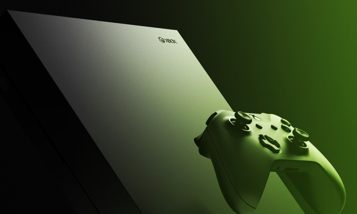New-Xbox-Console
